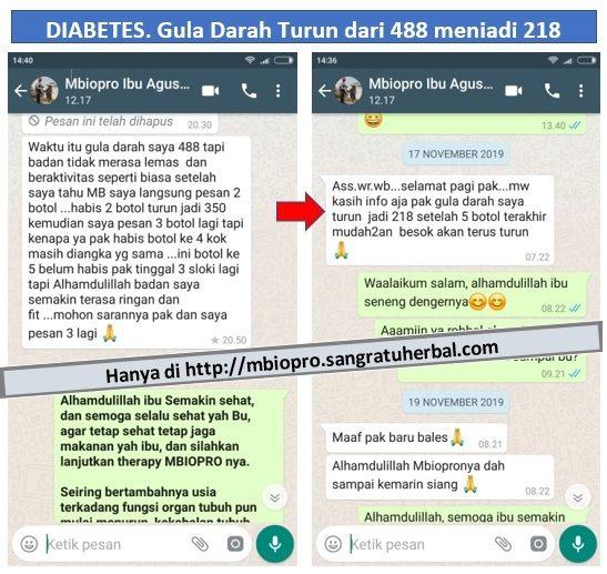 M-BIOPRO Cara Mengatasi Diabetes